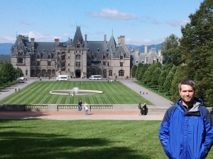 Nick at the Biltmore