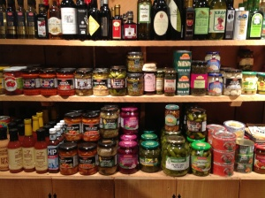 Vinegars, pickles, relishes, mustards, and more