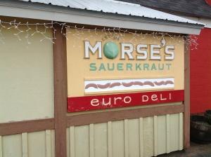 Morse's sign