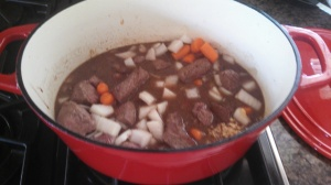 Ready to simmer!